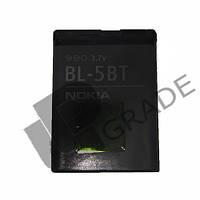 Аккумулятор Nokia BL-5BT, 870 mAh