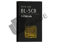 Аккумулятор на Nokia BL-5CB, 800 mAh