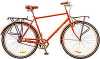 "Велосипед 28"" Dorozhnik COMFORT MALE 2017 рама-22"" оранжевый (OPS-D-28-074)"