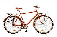 "Велосипед 28"" Dorozhnik COMFORT MALE 2017 рама-22"" коричневый (OPS-D-28-076)"