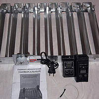 Механизм автоматического переворота для бытового инкубатора на 56 куриных яиц