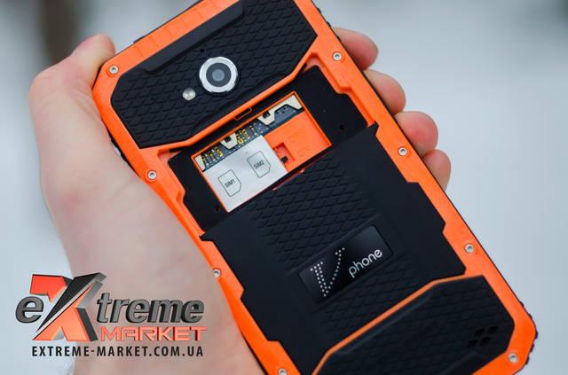 Противоударный смартфон NO.1 M3 | Фотообзор 11
