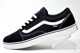 Мужские кроссовки Vans Old Skool, Black\White