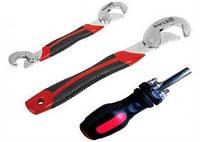 Ключи Snap n Grip + отвертка 6 в 1 (универсальный ключ)