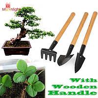 Мини-сад и огород: грабельки, лопата, штыковая лопатка. Для любителей цветов