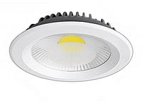 Світлодіодний світильник LED OSCAR 30W IP23 3000К 3000 Lm Electrum