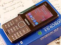 Мобильный телефон Nokia G3 Графит. Экран 2.4'' GPRS копия Нокия G3 MicroUSB