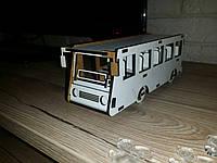 """3D Пазл """"Автобус"""", фото 1"""