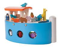 Деревянная игрушка Plan Тoys - Ноев ковчег