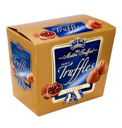 Конфеты Truffles Classik (Трюфель классик) Maitre Truffout Австрия 200 г, фото 2