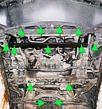 Захист картера двигуна і акпп Infiniti (Інфініті) FX35 2003-, фото 5