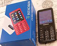 Мобильный телефон Nokia 206 Черный. Экран 2.4'' GPRS копия Нокия 206 MicroUSB