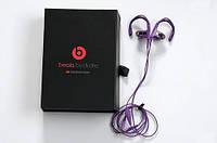 Наушники гарнитура Beats by Dr. Dre (PowerBeats), purple