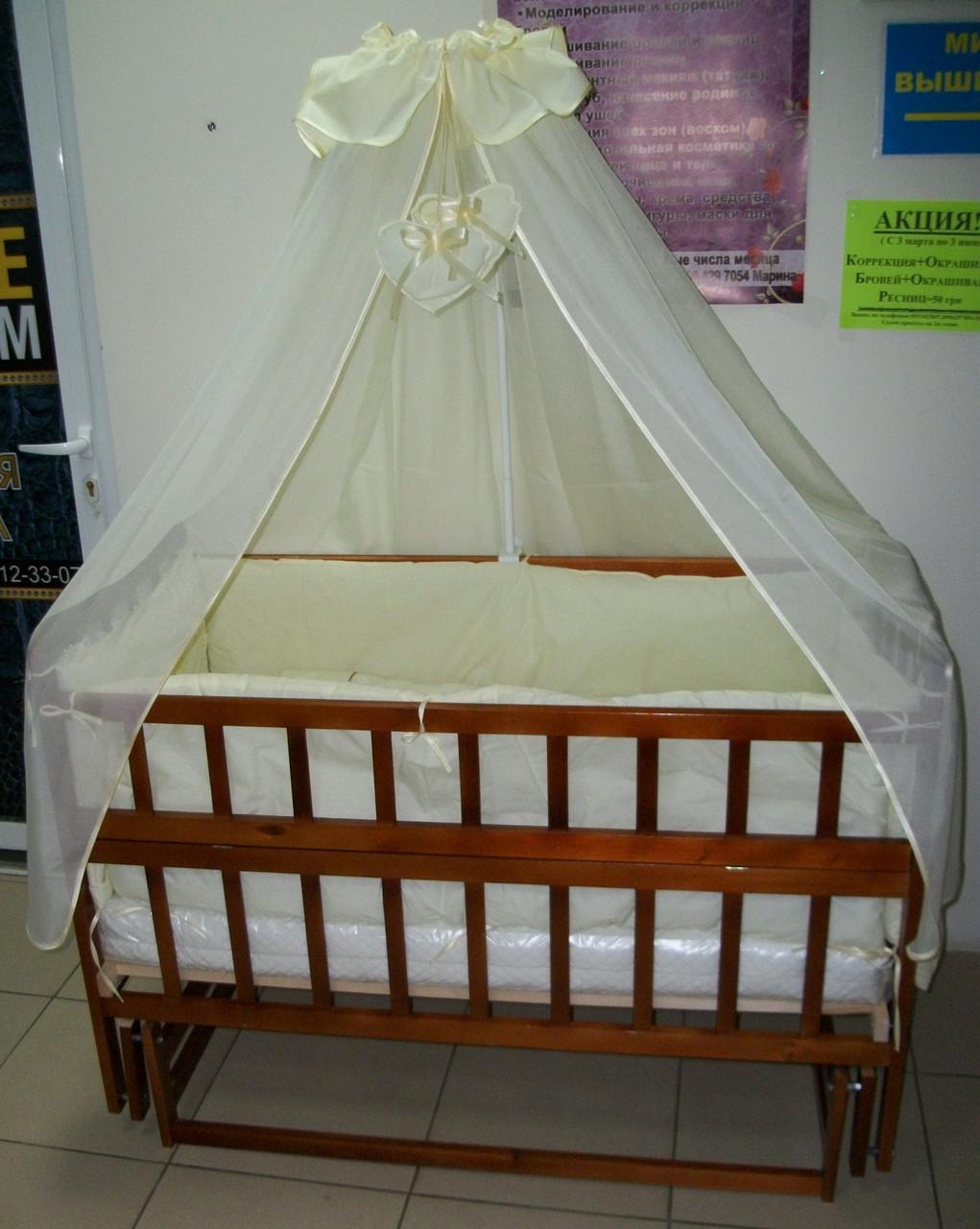 """Детская кроватка """"Мария"""". Стационар"""