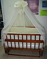 """Детская кроватка - маятник """"Мария"""", фото 1"""