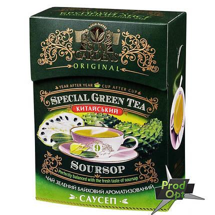 Чай Green Garden№9 Soursop 90г , фото 2
