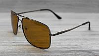 Мужские солнцезащитные очки поляризационные  - антифара