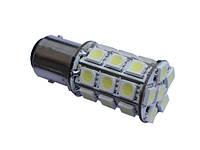 Автомобильные светодиодные лампы iDial. Светодиодная лампа повышенной мощности 456 S25 27leds 5050SMD