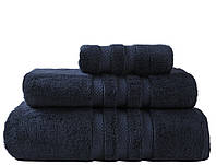 Махровое полотенце 30х50 Casual Avenue Kinsey navy