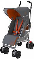 Прогулочная коляска Maclaren TECHNO XT Charcoal/Marmalad, фото 1