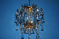 Люстра свеча L6286/6 (HVO45*45) GD