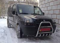 Кенгурятник Fiat Doblo