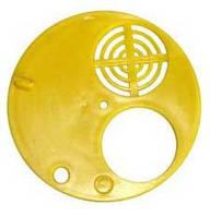 Летковый заградитель круг. пластмассовый d=90