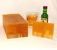 """""""Виски"""" для мужчин, мыло ручной работы (нарезное)"""