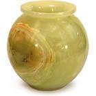 Ваза круглая,оникс, D 7,7 см, Изделия из оникса, Днепропетровск