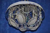 Светодиодная люстра с пультом управления (ВЛ)   L19152/400/4 (CH)