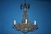Люстра свеча L86033/6+3 MIX