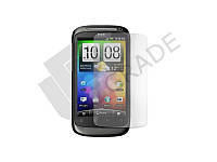Защитная плёнка для HTC S510e Desire S G12, прозрачная