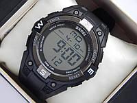 Мужские (женские) спортивные наручные часы Skmei черного цвета