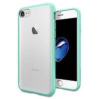 Чехол Spigen для iPhone 8 / 7 Ultra Hybrid, Mint , фото 1