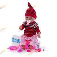 Пупс кукла, Беби Борн. Baby Born. 2 соски!