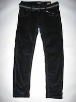 Вельветовые штаны для мальчика р.152-158 (арт.89749)
