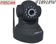 Беспроводная WI-Fi цветная поворотная IP камера T 9818 RW, камера видеонаблюдения, IP-видеокамера