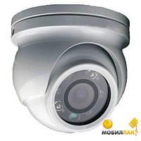 Видеокамера LUX 4138 SSA, камера наружного видеонаблюдения, купольная видеокамера, камера видеонаблюдения