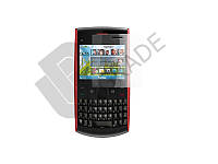 Защитная плёнка для Nokia X2-01, прозрачная