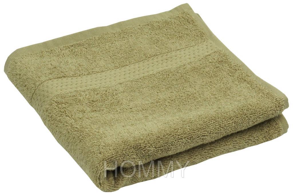 Полотенце махровое Кофейное
