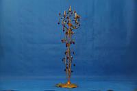 Торшер свечи T1089/3 (Chocolate+Mix(BR))