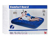 Матрац кровать надувной для отдыха EASY INFLATE 203х185х23 Bestway 67227