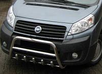Кенгурятник на Fiat Scudo