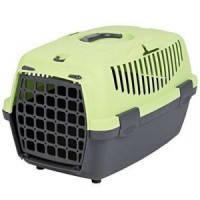 Переноска для собак  Capri 1  48 х 32 х 31 см, серый/зелёный (max.6кг)