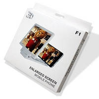3D увеличитель экрана телефона Enlarge screen F1 (100), фото 1