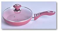 Сковорода Lessner Marble Line 88350-26 brown, фото 1