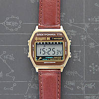 Электроника 77А новые электронные часы Беларусь, фото 1