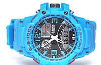 Наручные часы Casio G-Shock синего цвета, фото 1