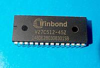 W27C512-45Z, EEPROM 64Kx8 память с электрическим стиранием