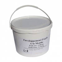 Обертывание белая глина + мята для тела,2,5 кг, Nectarome